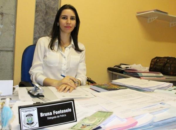 Delegada do 5º DP Bruna Fontenele é acusada de assédio moral | :: JC 24  Horas - Justiça e Cidadania ::