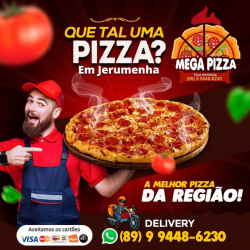 pizza jerumenha